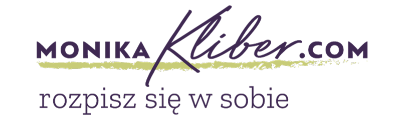 Monika Kliber - coaching i pisanie ekspresywne